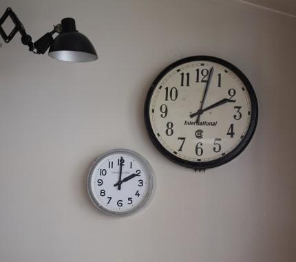 フランス アンティーク 壁時計