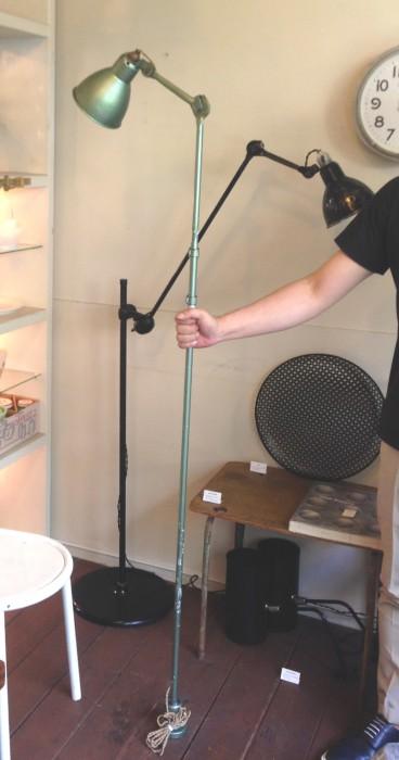 アンティークGRAS ランプ