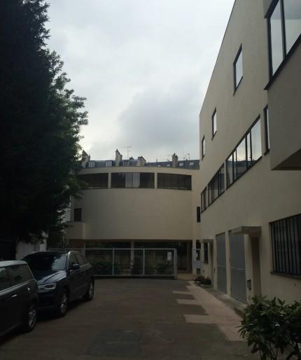 ル・コルビュジェ ラ・ロッシュ邸