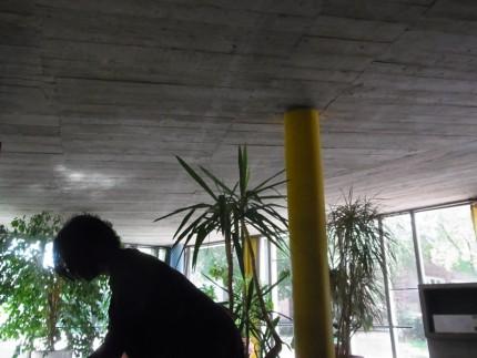 コルビュジェ建築 シテ ユニベルシテ ブラジル館