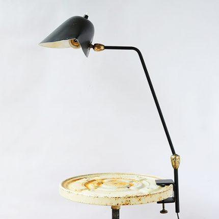 セルジュ・ムーユのランプ アグラフェ