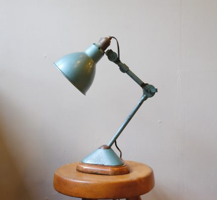 アンティーク ランプグラ