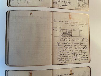 シャルロットペリアンのノート