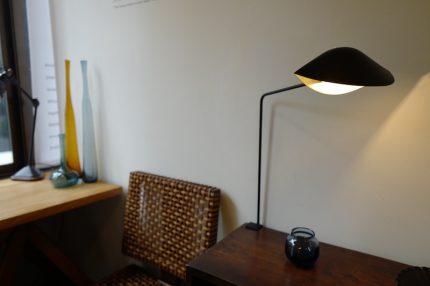 セルジュムーユのデスクランプ Agrafée Simple